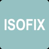 ISOFIX - fijación del asiento del niño