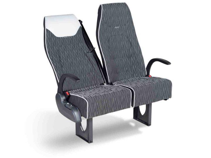 """Sitz """"LS20"""" für Reisebusse (Coach): Qualität als Ergebnis von Erfahrung und Know-how"""