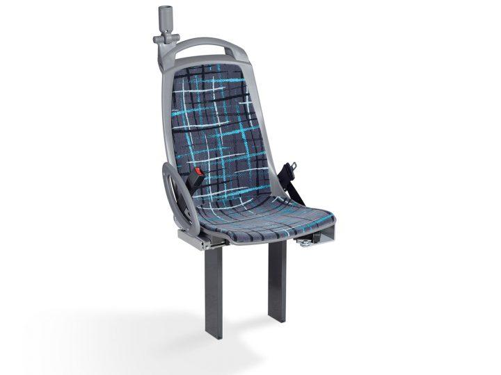 """Bus- und Bahnsitz """"Pino"""" für City und Intercity: höchste Produktinnovation"""